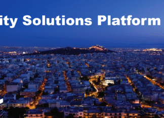 C40 : Athens: City Solutions Platform 2018