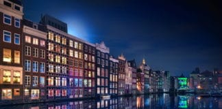 To plan its smart cities, the Dutch first looked at years of data