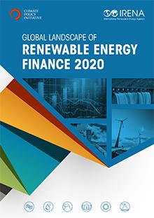Global Landscape of Renewable Energy Finance 2020