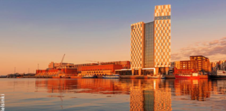 Innovative energy concept for Helsinki