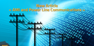 Smart metering and power line communications
