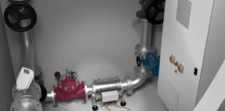 Petite hydraulique : une première mondiale à Savièse
