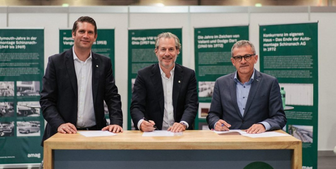 AMAG invests in Synhelion